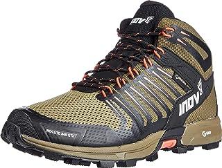 Inov-8 女士 Roclite 345 GTX | 防水寒冷天气中筒登山靴 | 卓越的耐用性和无与伦比的抓地力 | 非常适合户外冬季雪地探险