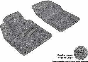 3D MAXpider 全套定制适合全天候地垫精选克莱斯勒Sebring 轿车型号 - 经典地毯 灰色 L1CY00112201
