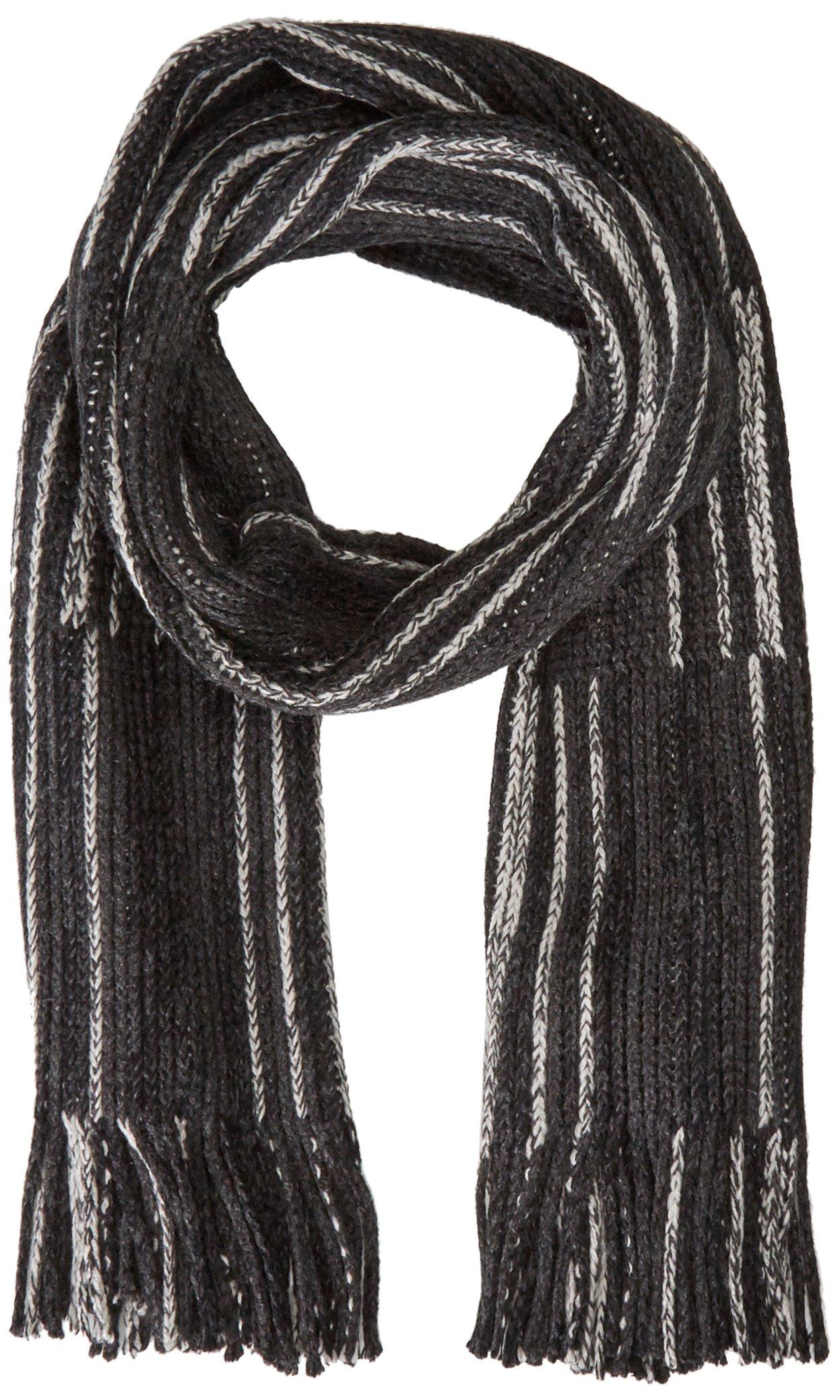 カルバンクラインメンズスペル色のスカーフアクセサリー