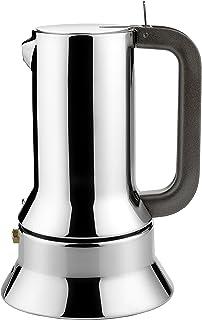 Alessi Espresso咖啡机 不锈钢,6杯容量