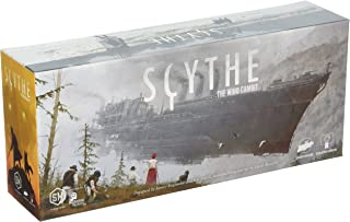 Stonemaier Games STM631 Scythe Wind Gambit 扩展游戏