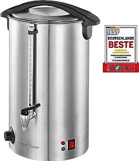 Profi Cook PC-HGA 1111 热饮和热葡萄*机 不锈钢外壳 16 升 液位指示器