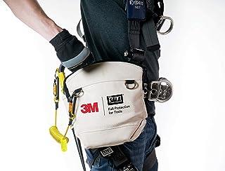 3M DBI-Sala 实用袋带拉链 1500130,白色,1 件