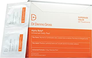 Dr. Dennis Gross Alpha Beta *效日霜 60 Pack