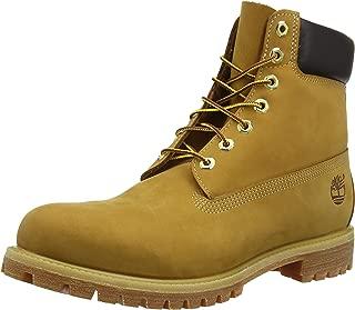Timberland 添柏嵐 女式6英寸優質防水短靴