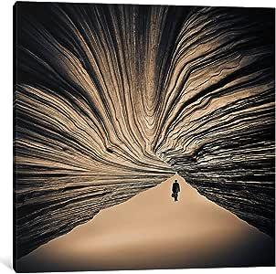 "Evgenij Soloviev 的 iCanvasART Episode 印刷品,93.98 cm x 1.91 cm x 93.98 cm 18"" x 18"" ESV16"