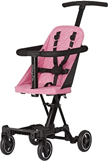 Dream On Me Dream On Me 通用海岸骑士和婴儿车 粉红色