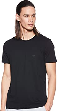 Emporio Armani 安普里奧·阿瑪尼 男士 純棉圓領T恤 3件裝