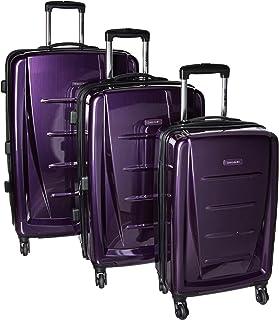 Samsonite 新秀丽 Winfield 2 硬壳行李箱,紫色,One Size