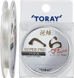 东丽(TORAY) 线条 将鳞 刮刀 *专业弗罗哈里斯 75m 0.8号 自然