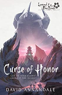 Curse of Honor: A Legend of the Five Rings Novel (English Edition)