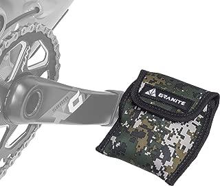 Granite Pita 自行车踏板套 - 自行车运输保护 - 重型材料