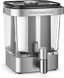 KitchenAid 冷酿咖啡机,拉丝不锈钢 拉丝不锈钢 38 盎司 KCM5912SX