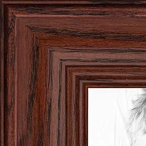 "ArtToFrames 画框深红色橡木染黑 3.18 cm 宽 樱桃色 17 x 29"" 2WOM0066-59504-YCHY-17x29"