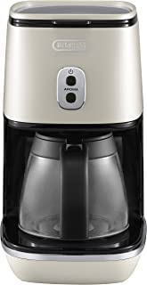 De 'longhi icmi 211 BK Distinta 过滤器咖啡机 白色 12 Tassen