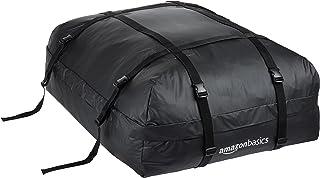 AmazonBasics Rooftop 货运载包,黑色,15立方升。 英尺。