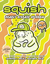 Squish #7: Deadly Disease of Doom (English Edition)