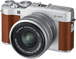 FUJIFILM X-A5相機帶 XC 15?–?45鏡頭