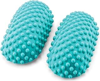 SoleHealers *和腿部伸缩器和按摩器。 足底*和胫骨夹板缓解。 小腿、Hamstring & Achilles 拉伸器和滚筒 - 跑步者、运动和瑜伽的*和腿部恢复