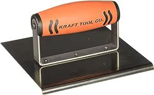 Kraft 工具 1/4 英寸半径蓝色钢手边缘,带 ProForm 手柄 6 x 6-Inch CF575PF