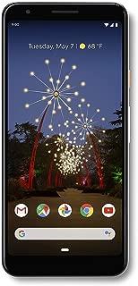 Google 谷歌 3a像素与64GB内存手机(解锁)——鲜明的白色