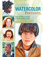 Realistic Watercolor Portraits: How to Paint a Variety of Ages and Ethnicities (English Edition)