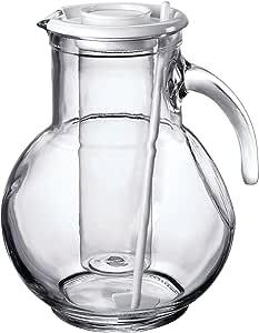 Bormioli Rocco 玻璃投手 透明 72 3/4 oz 135729MB1321990