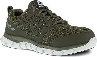 Reebok Work 女士 Sublite 软垫*鞋头运动工作鞋