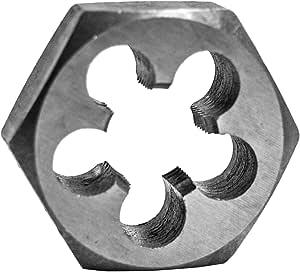 Century 钻和工具高碳钢分数六角形钻头 7/16-14 NC 96207