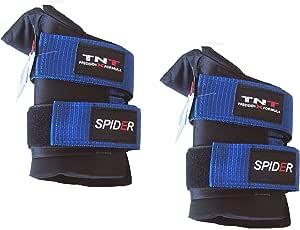 GRAVITY INVERSION BOOTS 'SPIDER'双带抗重力靴倒立长靴(悬挂侧向下)倒立台中国音棒,拉杆配件,适用于男士/女士。 Physio,Athletic