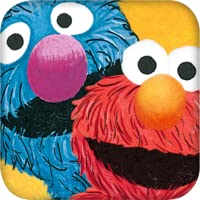 Another Monster at the End of This Book.Starring Grover & Elmo!