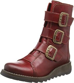 FLY LONDON 女式 scop 靴子