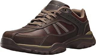 Skechers Relaxed Fit-Rovato-Texon 男士牛津鞋