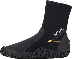 SEAC 基础款 HD 5mm 氯丁橡胶水肺靴带侧拉链