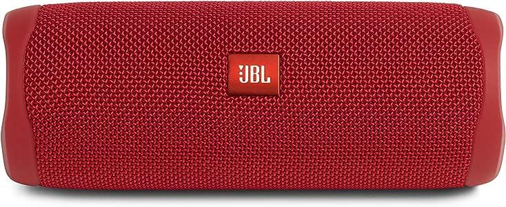 JBL FLIP 5 防水便携式蓝牙扬声器JBLFLIP5REDAM