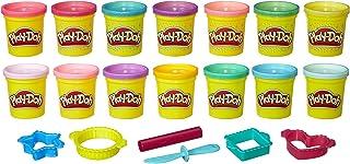 Play - Doh Sparkle & 亮色装(亚马逊独特发售)