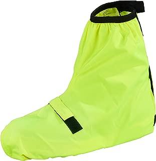 Büchel 中性 – 成人自行车套带全长魔术贴,反光条纹,弹性支撑,尺码 L-XL,85310783-1,黄色,