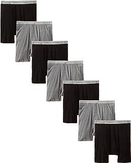 Hanes 男式经典平角内裤