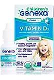 Genexa 维生素 D3 滴剂 – 100 份 | *认证和非转*,**推荐 | 促进*生长和**
