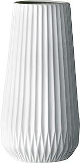Bloomingville A279081 高白色陶瓷花瓶