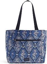 Vera Bradley 活力抽繩家庭手提袋,可循環發光,海馬郵票