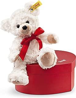 Steiff 甜心泰迪熊毛绒玩具,奶油色