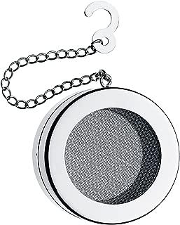 WMF 福騰寶 LiberTea系列濾茶器 茶葉球 帶鏈條 ?5,0cm Cromargan拋光不銹鋼,機洗安全