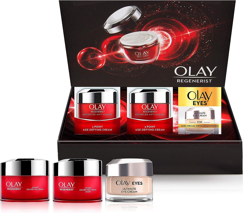 历史新低:169元  Olay 玉兰油 新生塑颜大红瓶礼盒套装