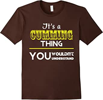 It's a CUMMING thing, you wouldn't understand - Male 3XL - Brown