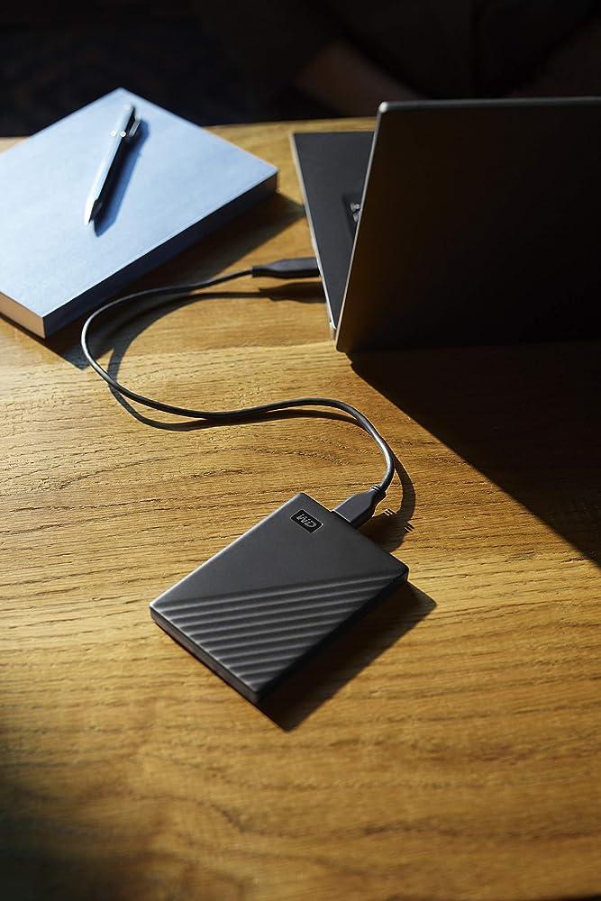 金盒特价 WD 西部数据 My Passport 5TB 2.5寸移动硬盘 6折$89.99 海淘转运到手约¥653