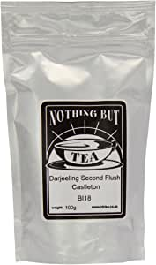 Nothing But Tea Darjeeling Castleton Musk Second Flush 100 g