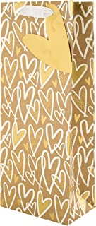 Hallmark 酒瓶袋适用于不同场合 – 力量心形设计