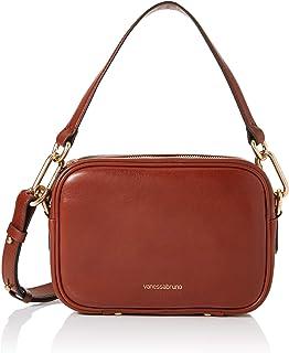 VANESSA BRUNO 女式 Holly 包包 ] 棕色(Cognac) 6,5x15x20 centimeters (W x H x L)