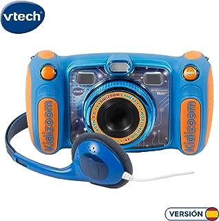 Vtech kidizoom DUO 5.0數碼相機兒童5?200萬像素攝像頭彩色屏幕10種不同功能2?GOALS ( 3480?–?507157?)